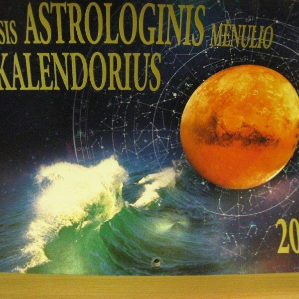 Didysis astrologinis Mėnulio kalendorius 2002