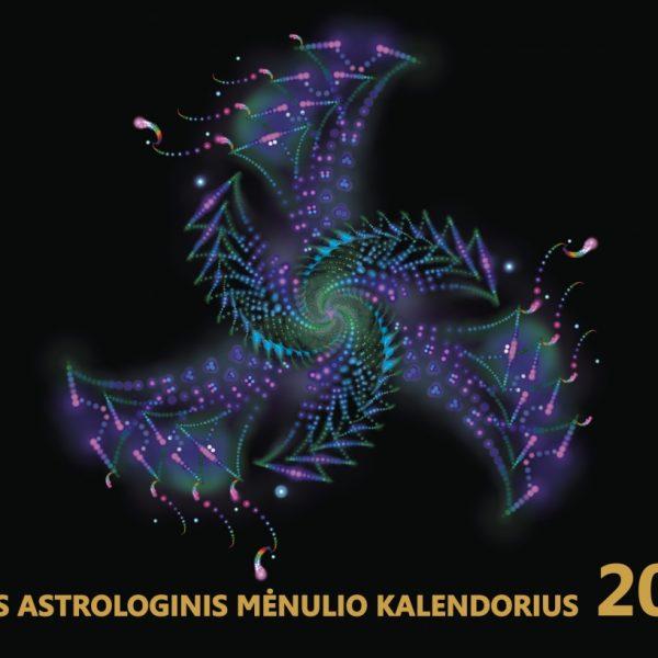 Didysis astrologinis Mėnulio kalendorius 2010