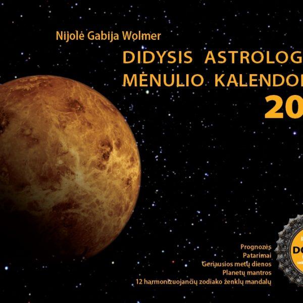 N.G. Wolmer Didysis astrologinis Mėnulio kalendorius 2011