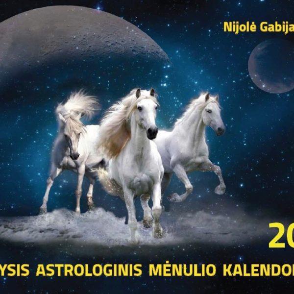 2014 -ųjų Didysis astrologinis Mėnulio kalendorius