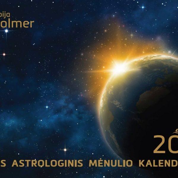 Didysis astrologinis Mėnulio kalendorius 2015