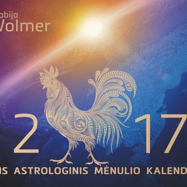 Didysis astrologinis Mėnulio kalendorius 2017